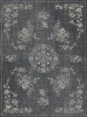 Vintage Vloerkleed Sara Antraciet - Interieur05