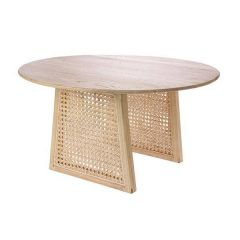 HK Living webbing coffee table m natural