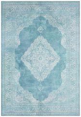 Vintage Vloerkleed Asmar aquamarine 104020 Nouristan