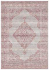 Vintage Vloerkleed Asmar pomegranate-Rood 104019 Nouristan