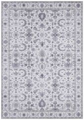 Vintage Vloerkleed Asmar platinum-Grijs 104006 Nouristan