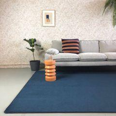Modern Vloerkleed Donkerblauw Bounty 85 - Interieur05