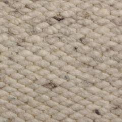 Wollen vloerkleed Wit Grijs Limone 003 - Perletta
