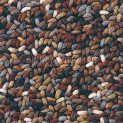 Vloerkleed Stone 18805 Brown Multicolor- Brink en Campman