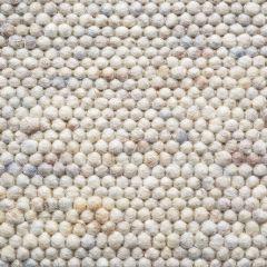 Wollen vloerkleed Greenland 35 Licht Ivoor Mix - Brinker