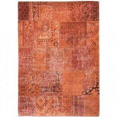 The Khayma Farrago Collection 8783 Rusty Orange - Louis de Poortere