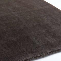Hoogpolig vloerkleed Trend Brown - Brinker