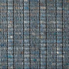 Wollen Vloerkleed Blauw Argon 153 - Perletta