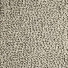 Wollen Vloerkleed Wit Grijs Scrolls 003 - Perletta