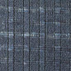 Wollen Vloerkleed Blauw Krypton 350 - Perletta