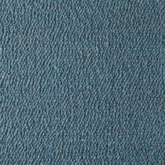 Wollen Vloerkleed Blauw Scrolls 153 - Perletta