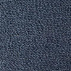 Wollen Vloerkleed Blauw Scrolls 350 - Perletta