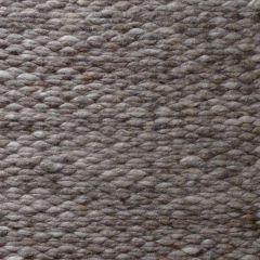 Wollen Vloerkleed Licht Bruin Finesse 004 - Perletta
