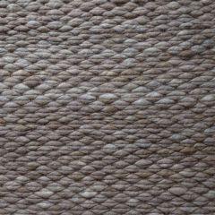 Wollen Vloerkleed Bruin Finesse 048 - Perletta