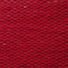 Wollen Vloerkleed Rood Finesse 319 - Perletta