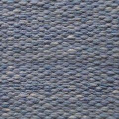 Wollen Vloerkleed Licht Blauw Finesse 351 - Perletta