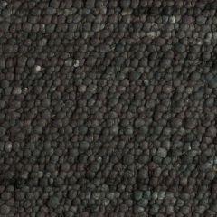 Wollen Vloerkleed Antraciet Pebbles 373 - Perletta