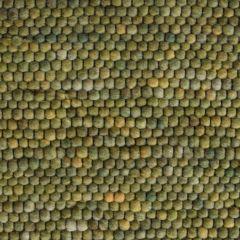 Wollen Vloerkleed Groen Neon 040 - Perletta