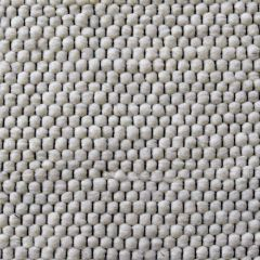 Wollen Vloerkleed Wit Neon 100 - Perletta
