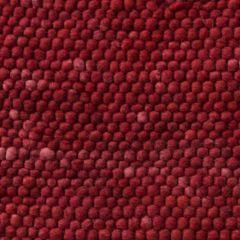 Wollen Vloerkleed Rood Neon 319 - Perletta