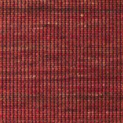 Wollen Vloerkleed Rood Bitts 112 - Perletta