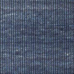 Wollen Vloerkleed Blauw Bitts 350 - Perletta