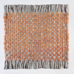 Wollen Kleed Oranje Doppio 022 - Perletta