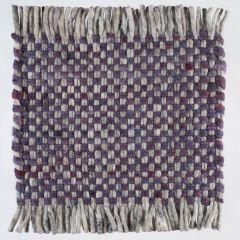 Wollen Kleed Paars Doppio 099 - Perletta
