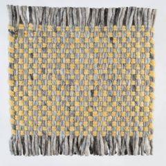 Wollen Kleed Geel Doppio 120 - Perletta