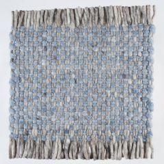 Wollen Kleed Licht Blauw Doppio 351 - Perletta