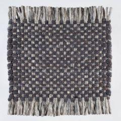 Wollen Kleed Antraciet Doppio 373 - Perletta