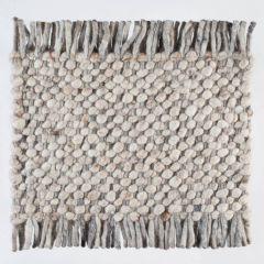 Wollen tapijt Beige Garno 002 - Perletta