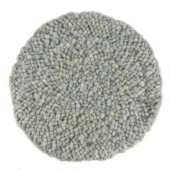 Vloerkleed Rond Mint Groen Roundabout Fine 343 – Perletta