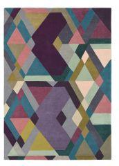 Wollen Vloerkleed Mosaic Light Purple 57605 - Ted Baker