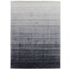 Modern Vloerkleed Blauw - Shadow