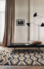 Wollen vloerkleed Yara Artdeco 33504 - Brink & Campman