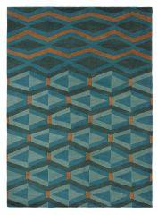 Wollen vloerkleed Yara Artdeco 33508 - Brink & Campman