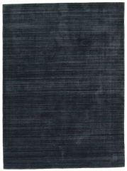 Wollen Vloerkleed Blauw - Palermo