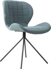 Zuiver OMG stoel - Blauw