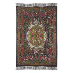 HKLiving printed rose kelim rug (120x180)