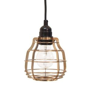 HK Living Lab lamp brass