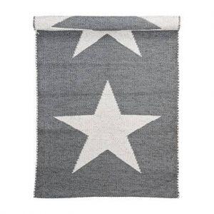 Buitenvloerkleed Stars grijs/wit - Bloomingville