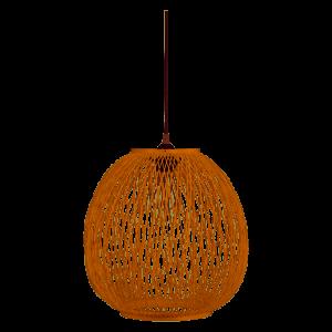 Kidsdepot Luiz hanglamp bamboo naturel dia31cm H34cm