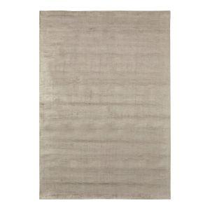 Vloerkleed Viscose Silk Zilver