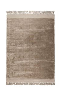 Vloerkleed Blink Sand/Bruin Velvet - Zuiver