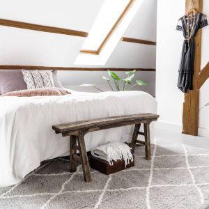 Modern Vloerkleed Cosy Grijs/Wit - Eva Interior