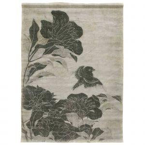 hk living linen wall chart floral