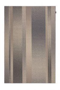 Desso Vloerkleed  Colour & Structure Track Antraciet 9521 Rechthoek - 200 x 300 cm