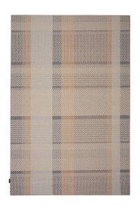 Desso Vloerkleed  Colour & Structure Ribbon Warmgrijs 9105 Rechthoek - 200 x 300 cm
