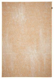 Desso Vloerkleed  Silhouettes Curve Oker-goud 5403 Rechthoek - 200 x 300 cm